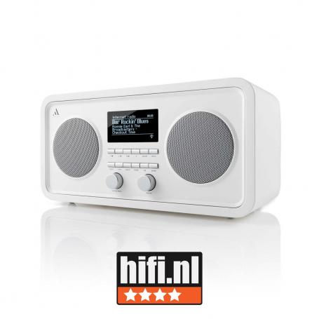 Argon Audio Radio 3i - DAB+, FM en internet radio - Wit