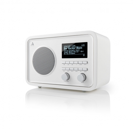Argon Audio Radio 2i - DAB+, FM en internet radio - Wit