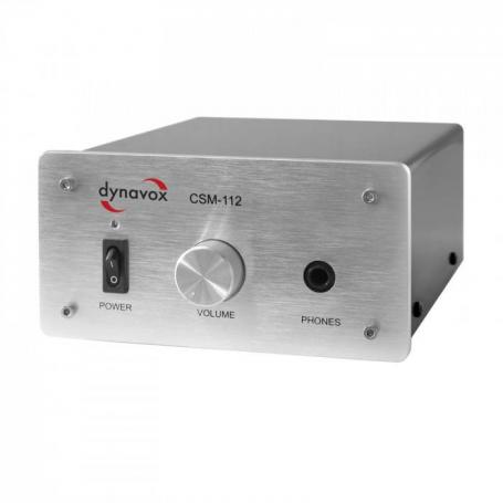 Audio Dynavox CSM112 zilver