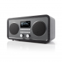 Argon Audio Radio 3i - DAB+, FM en internet radio - Zwart