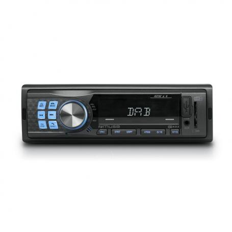 Muse M-199DAB - DAB+/FM autoradio