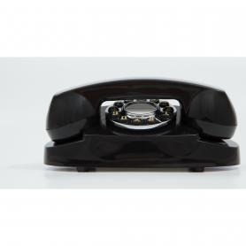 GPO 1959AUDREYBLA - retro telefoon met druktoetsen - zwart