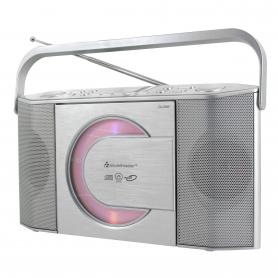 Soundmaster RCD1755SI - Draagbare kofferradio