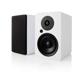 Argon Audio ALTO Active 4 - actieve speakerset met Bluetooth - Wit