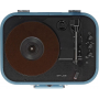 Muse MT-201BVB - kofferplatenspeler - licht blauw