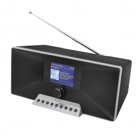 Soundmaster IR3500SW - internet/FM/DAB+ radio