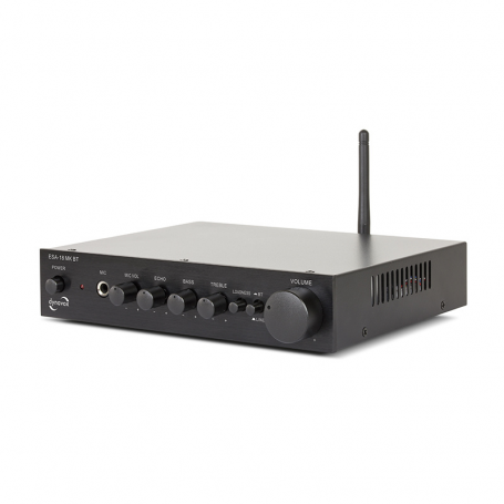 Dynavox ESA-18 MK BT audio versterker - Zwart
