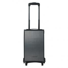 Pure Acoustics MCP-100BLSI zwart/zilver