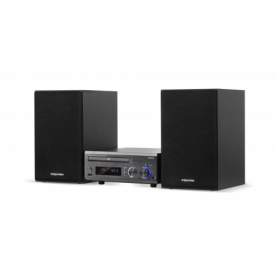 KrugerMatz KM1534 Micro hifi-set met CD-speler Bluetooth en USB