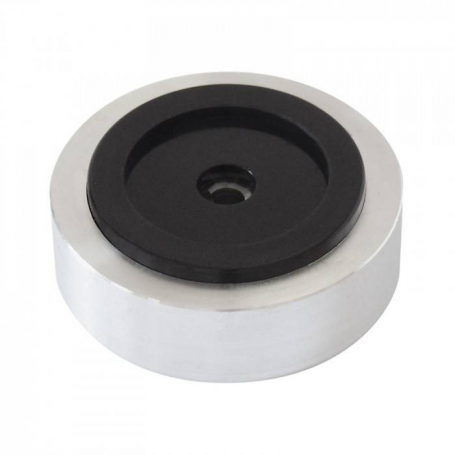 Audio Dynavox Dynavox aluminium voeten  4 delig zilver 50mm