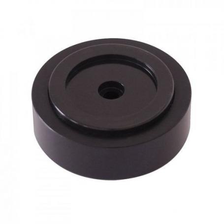 Audio Dynavox Dynavox aluminium voeten  4 delig zwart 50mm