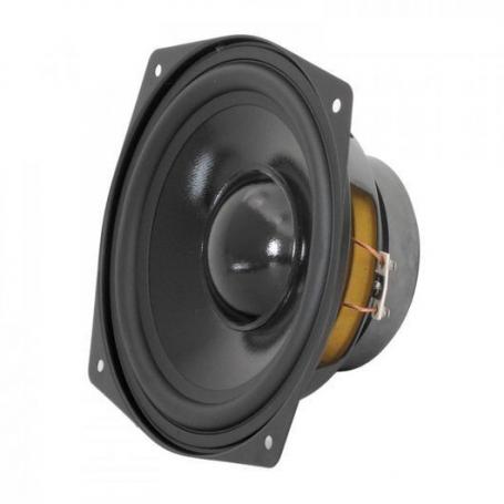 Audio Dynavox losse basluidspreker 10 cm met PP conus en rubber-rand 8 Ohm