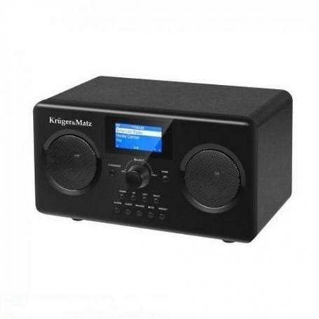 Kruger&Matz KM0812 compacte FM/ internet radio