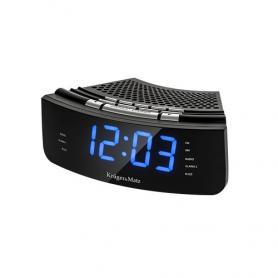 Kruger&Matz KM0813 Compacte en stijlvolle wekker radio