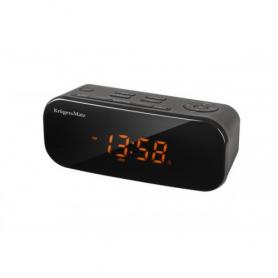 Kruger&Matz KM0814 FM Klok Radio met dual Alarm