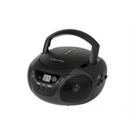 Kruger&Matz KM6101 Boombox radio met CD, SD en USB