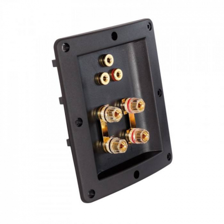 Audio Dynavox Highend Bi-amping terminal