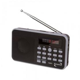 Audio Dynavox Dynavox USB MP3-radio