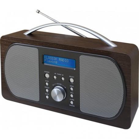 Soundmaster DAB600DBR