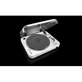 LENCO L-85 wit - Platenspeler met USB