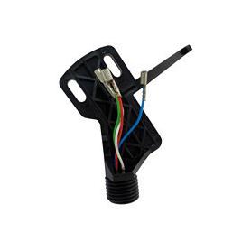 Audio Dual Toonarmkop + adapter CS 455-1/CS 460