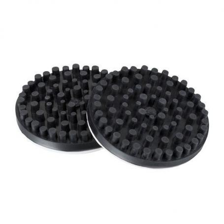 Audio Dynavox Dynavox rubberen antivibe voeten 4 delig 53 mm