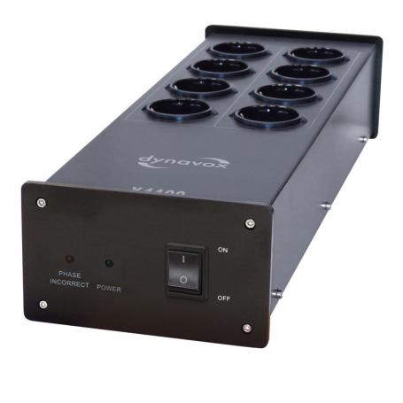 Audio Dynavox - Dynavox HiFi-Netfilter X4100B zwart