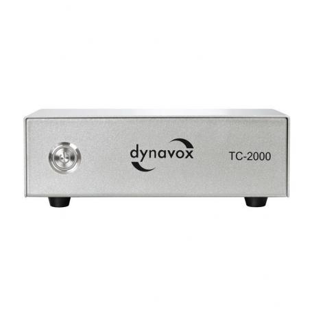 Audio Dynavox Dynavox phono voorversterker TC-2000 zilver