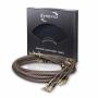 Audio Dynavox Black Line LS-Kabel 2 x 2 m