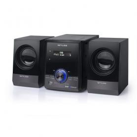 Muse M-39 DBT Mini Hifi-systeem met DAB+, CD/MP3,USB en bluetooth