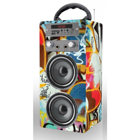 Pure Acoustics MCP-20GRA grafiti
