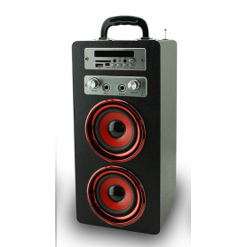 Pure Acoustics MCP-20BL Zwart