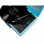 Ricatech RTT21 Advanced platenspeler met Bluetooth blauw